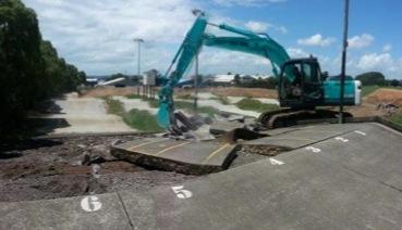 East City BMX rebuild