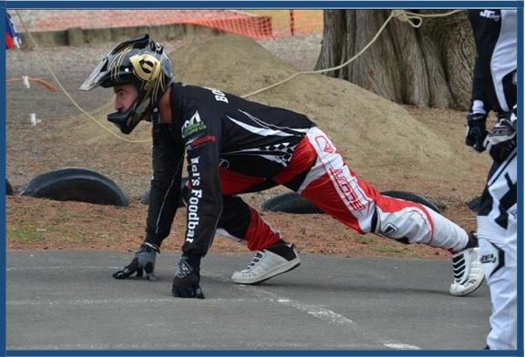 """Kapiti BMX Club """"REGIONAL BMX AT ITS BEST"""" (Chrissy Perry)"""