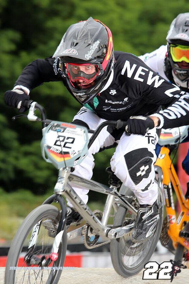 NZ strong at BMX world Cup