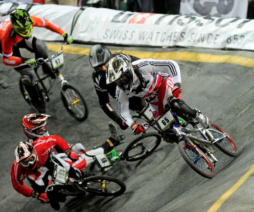 UCI BMX Worlds: Rotterdam welcomes the world