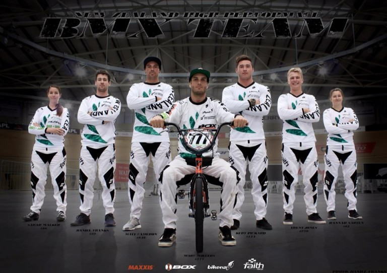 Leading BMX riders chase Olympic points at home