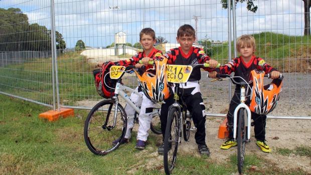 Asbestos on bike track 'gutting'