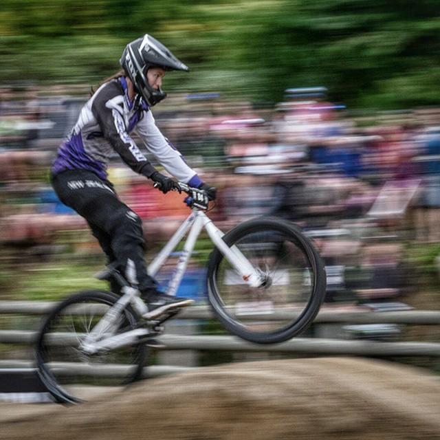 Crankworx Rotorua Pump Track delivers a double Dutch win