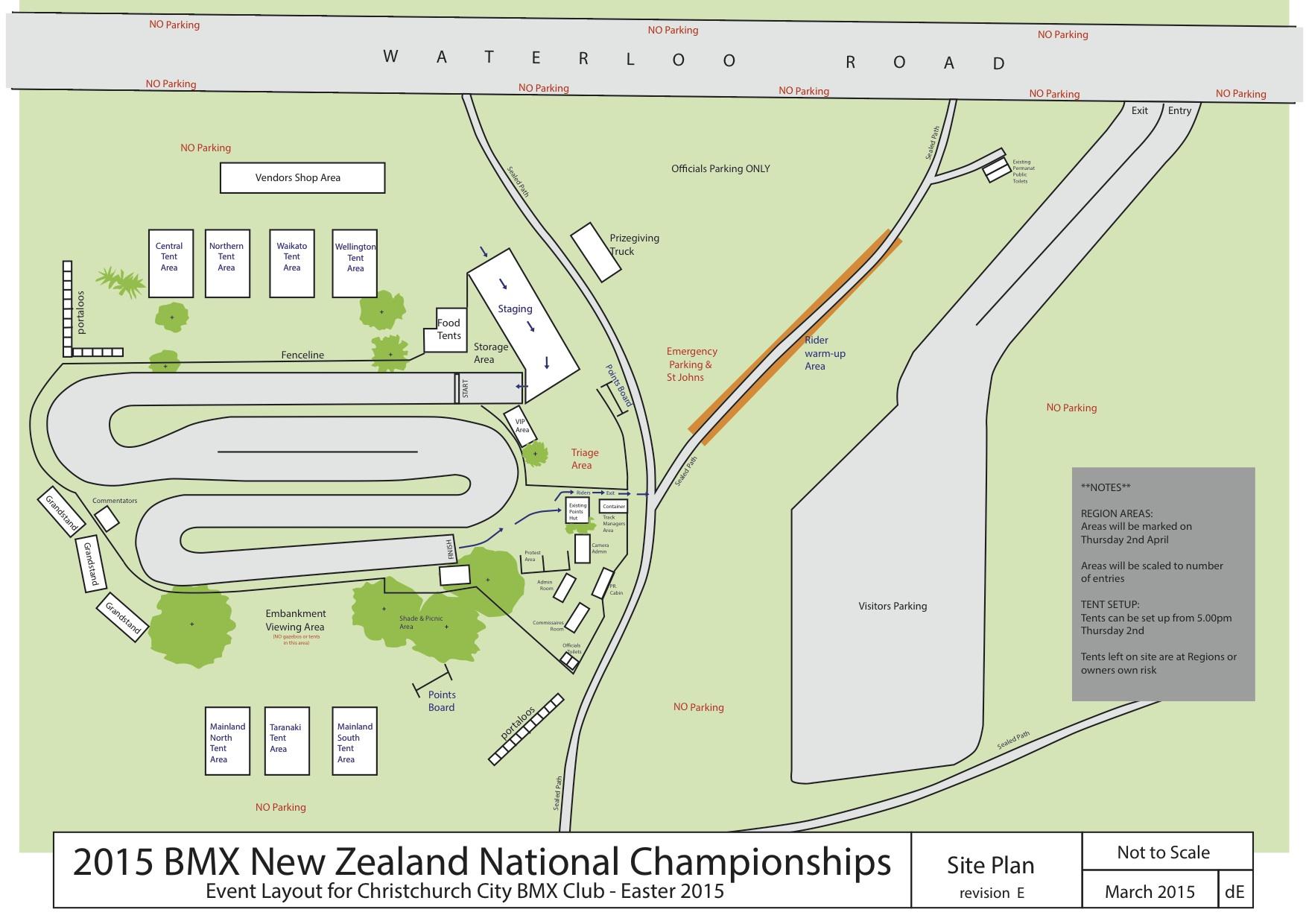 2015 Nationals Site Plan Bmx Net Nz