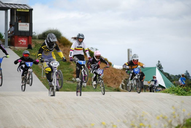 Champion cyclist sold on Waikato