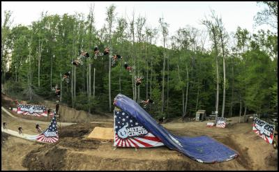 Jed Mildon Quad Flip Final