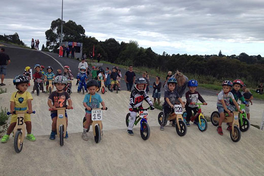 BMX a sport for the family