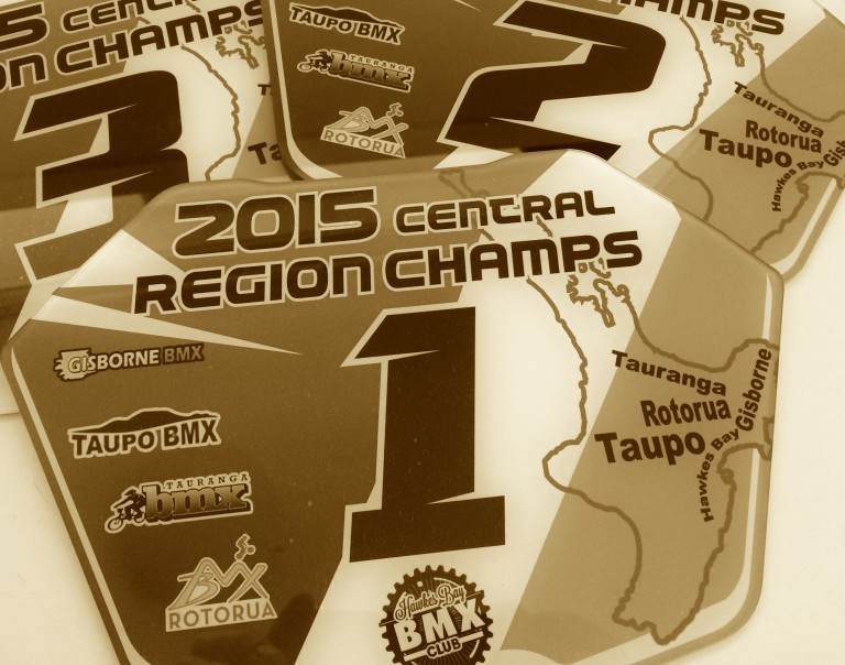 Central Region Champs Rider List