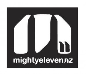 mighty11 logo nz