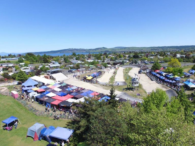 2015 BMX Club of the Year – Taupo BMX Club