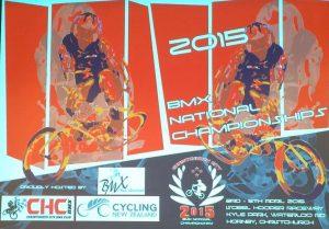 2015 Nationals - Christchurch City BMX. Photo: Cycling New Zealand