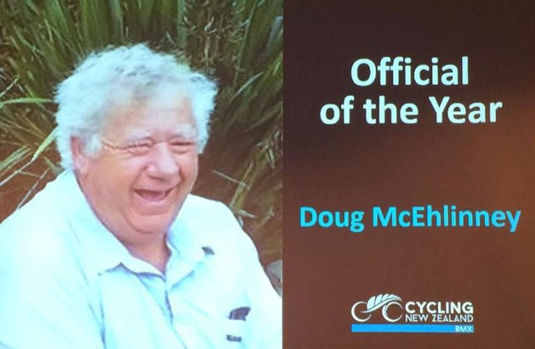 2015 BMX Official of the Year – Doug McElhinney