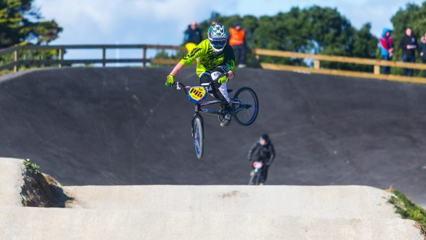 Bell Block's world class BMX track open for use