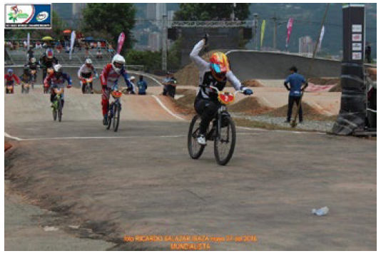 Jessie Smith – 2016 BMX World Championships