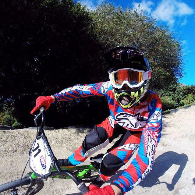 Hill says new BMX track should encourage more riders