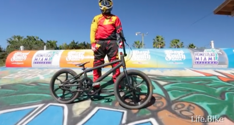 World's First Electric BMX Bike Sparking Interest