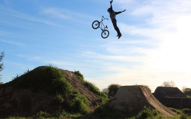 BMX high fliers sure to entertain