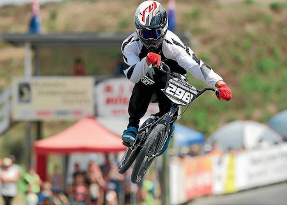 New Zealand BMX stars set for Harbour 1000