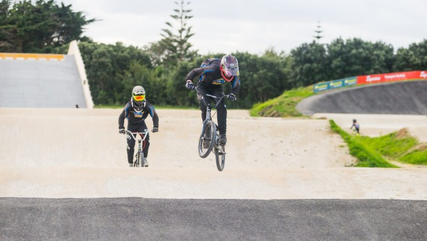Bell Block BMX track proves to boost skills as Taranaki riders place in national finals