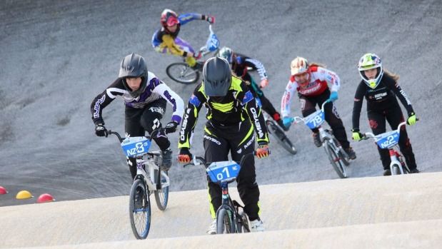 NC riders go hard at BMX Nationals