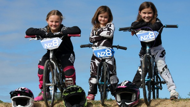 Te Aroha BMXers achieve top eight in their age groups