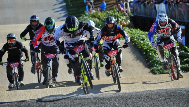 Tokoroa's national BMX champ' takes on the world