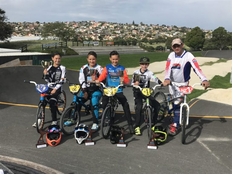 Mountain Raiders ride to success