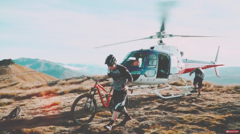 Caroline Buchanan and Barry Nobles: Living the Ride, New Zealand