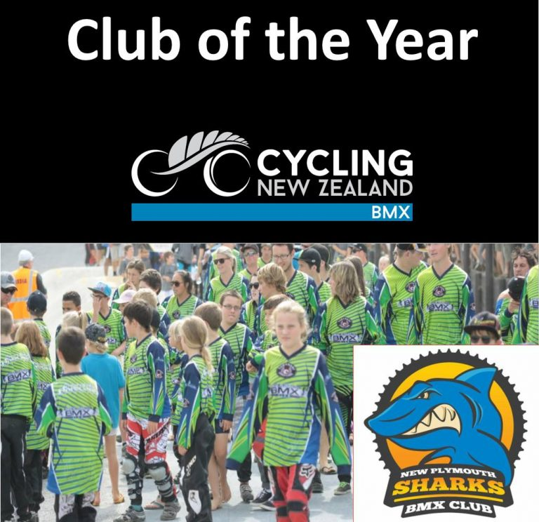 2016 BMX Club of the Year