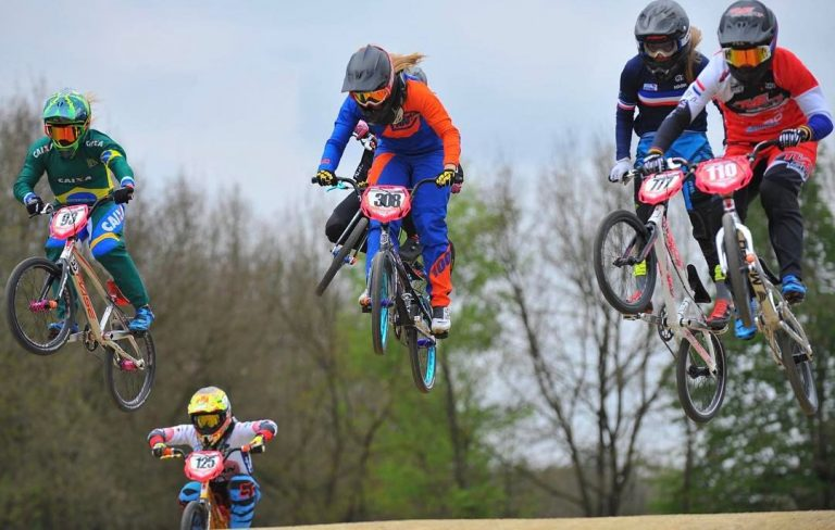 Petch impresses in BMX Supercross World Cup in Europe