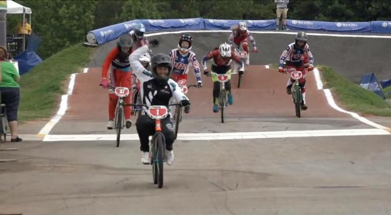 Young Hamilton rider retains Cruiser BMX World title