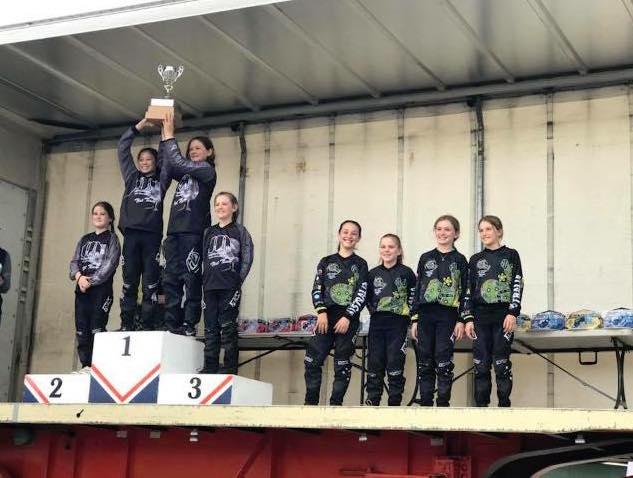 Bay riders help NZ win Mighty 11s junior test