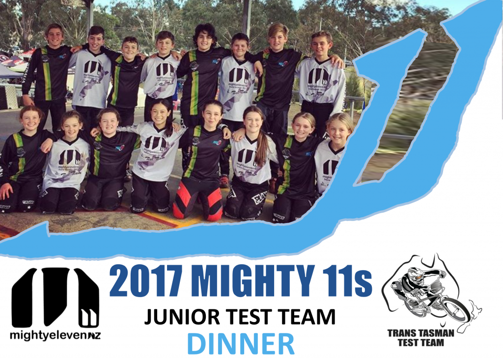 Mighty 11's Dinner – Whangarei