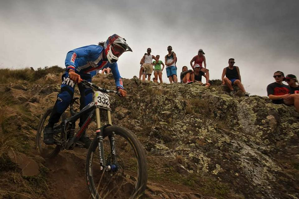 Ex BMX'er takes on Downhill for National Title