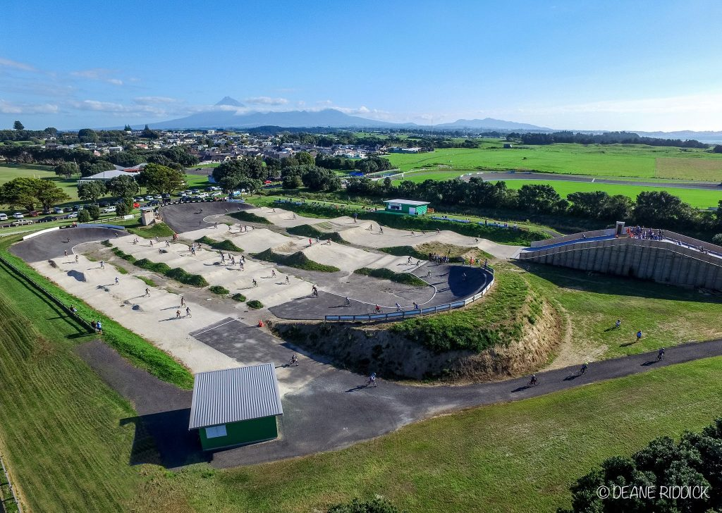 BMX riders descend on New Plymouth for national championships