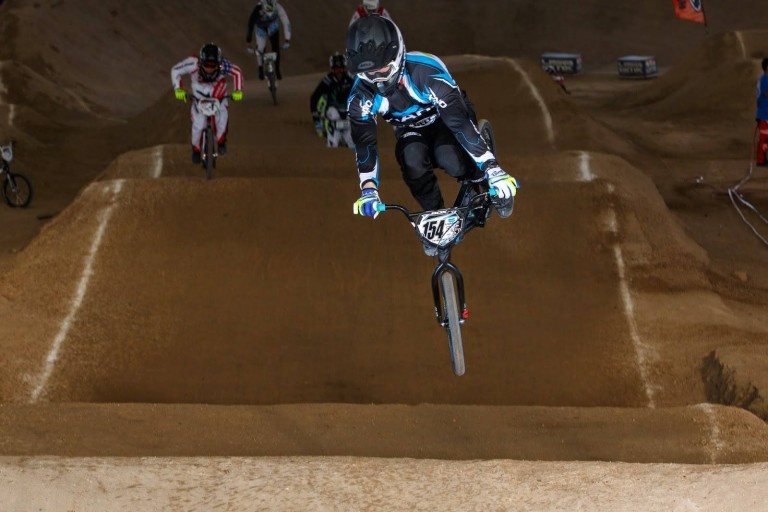 Pickard grabs US BMX win