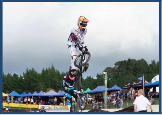 Matt Cameron – Elite Rider
