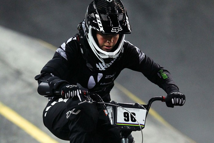Injury woes return for BMX rider Sarah Walker