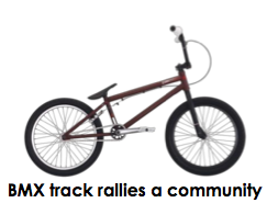 Hurunui BMX Track