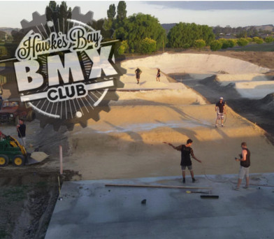 New BMX track could be a real draw card for Hawkes Bay