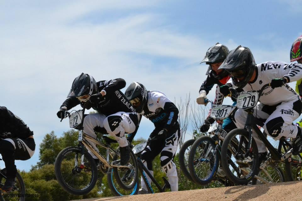 Franks best of Kiwi BMX riders in Australia