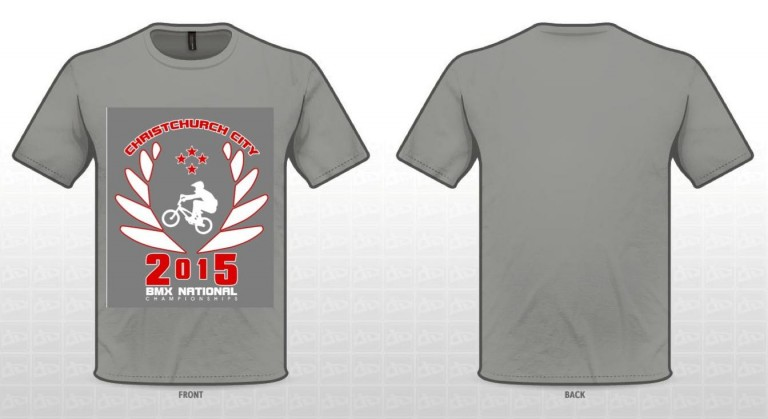 2015 Nationals – T-Shirt Orders
