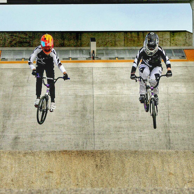 Walker returns to BMX at national champs