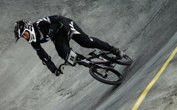 Walker out of BMX Nationals