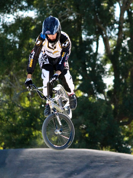 Canterbury BMX Boys Best Of Kiwis In Netherlands