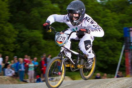 Four Kiwi BMX Riders Qualify At BMX World Cup