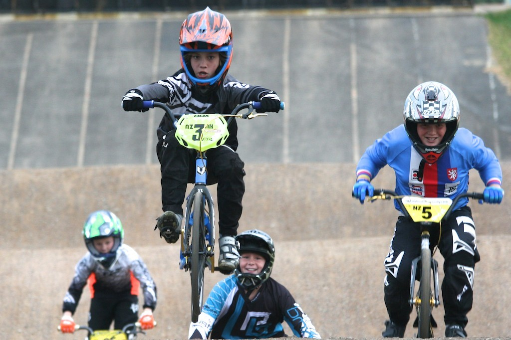 Day One – Macquarie BMX Track