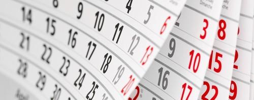 BMXNZ Calendar
