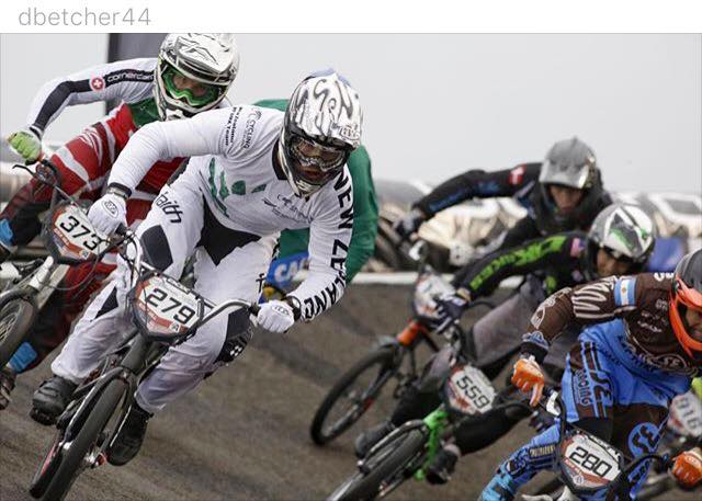 Jones, Walker in slick form at BMX World Cup