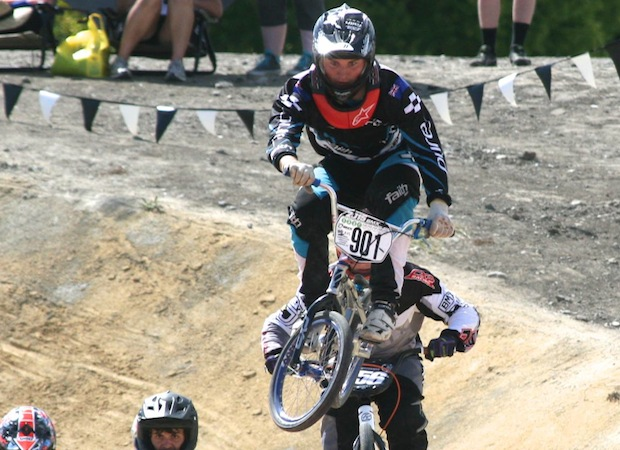 Michael Bias gets BMX world champs call